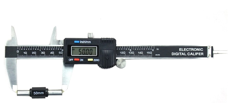 digital calliper within 0-300 mm : เวอร์เนียร์คาลิปเปอร์